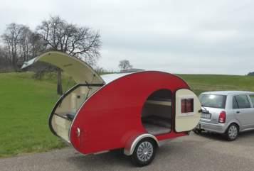 Wohnmobil mieten in Bad Herrenalb von privat | Wanderer Midi Teardrop