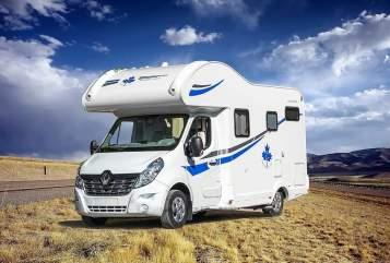 Wohnmobil mieten in Offenburg von privat   Renault Nola