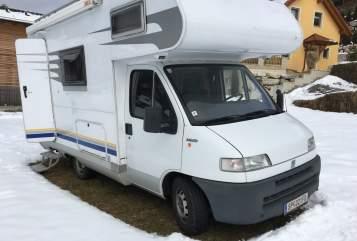 Wohnmobil mieten in Radenthein von privat | Bürstner  Jaqueline
