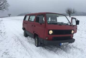 Wohnmobil mieten in Weil am Rhein von privat | Volkswagen  Paul