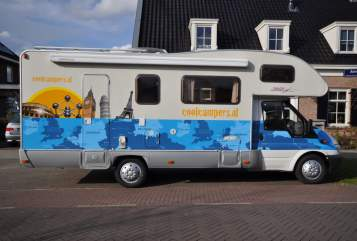 Wohnmobil mieten in Amersfoort von privat | Ford Coole family