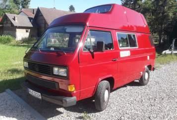 Wohnmobil mieten in Überlingen von privat   VW Anna