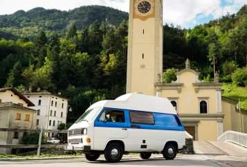Wohnmobil mieten in Überlingen von privat   Volkswagen Beny