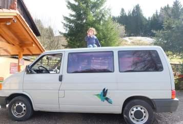 Wohnmobil mieten in Augsburg von privat | Volkswagen  Tia Polola