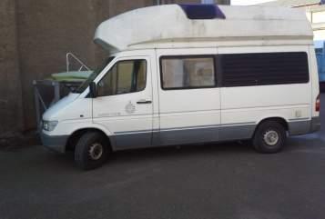 Wohnmobil mieten in Niederau von privat | Mercedes Benz Julius * NEW*