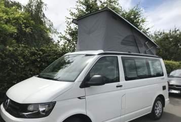 Wohnmobil mieten in Karlsruhe von privat | Volkswagen T6 CALIFORNIA