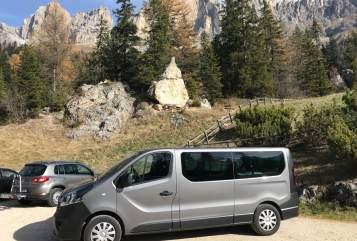 Wohnmobil mieten in Neu-Isenburg von privat | Opel Bob