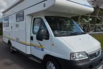 Wohnmobil mieten in Kaiserslautern von privat | Fiat Eura