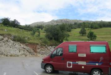 Wohnmobil mieten in Gersthofen von privat | Peugeot Freedolin