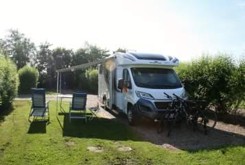 Wohnmobil mieten in Bondorf von privat   Roller Team  Mike´S Camper