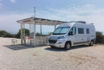 Wohnmobil mieten in Remseck am Neckar von privat | Clever Celebration