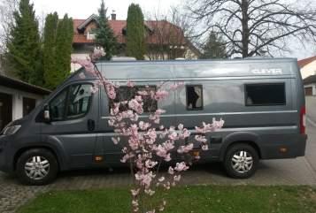 Wohnmobil mieten in Heusenstamm von privat | Clever  Marathon-Runner