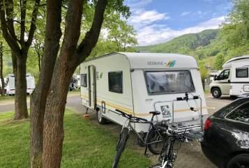 Wohnmobil mieten in Pfungstadt von privat | Knaus Holidays
