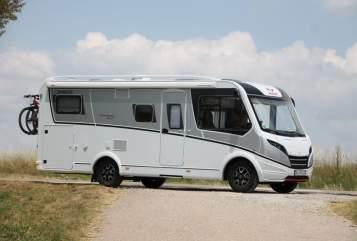 Wohnmobil mieten in Hungen von privat | Fiat Ducato Globebus I6GT