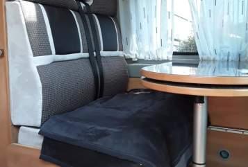 Wohnmobil mieten in Tiefenthal von privat | Pössl Pösselchen