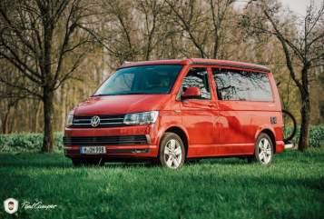 Wohnmobil mieten in München von privat | VW Schlafmütze