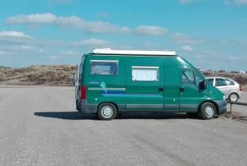 Wohnmobil mieten in Altenholz von privat   Peugeot Boxer Fiete