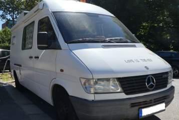 Wohnmobil mieten in Göttingen von privat | Mercedes-Benz  BIBERKÖNIG!