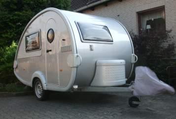 Wohnmobil mieten in Hamburg von privat | Tabbert Molly