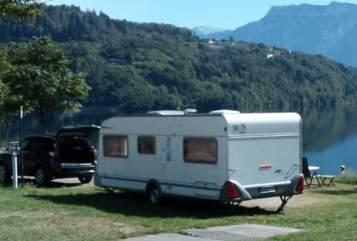 Wohnmobil mieten in Eutin von privat | Knaus Große Freiheit