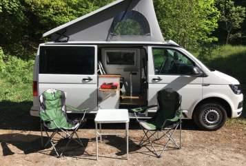 Wohnmobil mieten in Nentershausen von privat | Volkswagen Easy Camper