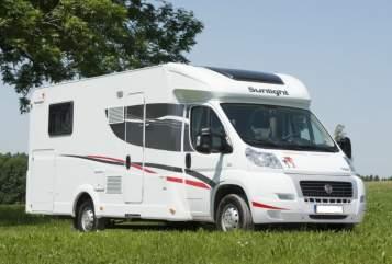 Wohnmobil mieten in Wetzlar von privat | Fiat Ducato Lukki
