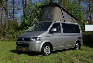Wohnmobil mieten in Kraggenburg von privat   Volkswagen Cali