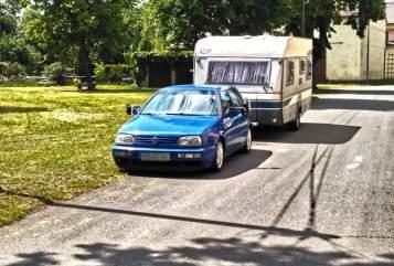 Wohnmobil mieten in Adelsdorf von privat | Fendt Joker 379