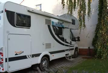 Wohnmobil mieten in Peine von privat   Fiat Crosscamp