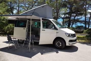 Wohnmobil mieten in Graz von privat | Volkswagen California Kurti