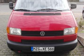 Wohnmobil mieten in Losheim am See von privat | Volkswagen Free Willy
