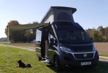 Wohnmobil mieten in München von privat | HymerCar Yo