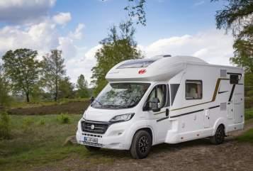 Wohnmobil mieten in Asendorf von privat | Euro Mobil Heidemobil