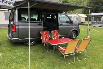 Wohnmobil mieten in Klagenfurt am Wörthersee von privat   VW T5 California Beach T5 California Beach