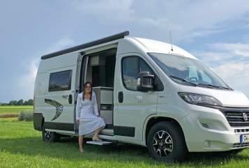Wohnmobil mieten in Rohrdorf von privat   Chausson Lucky Camper