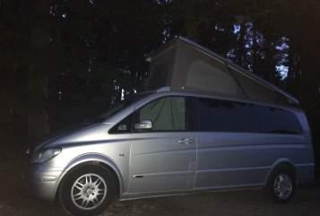 Wohnmobil mieten in Heidelberg von privat | Mercedes-Benz Mangobil
