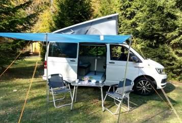 Wohnmobil mieten in Nürtingen von privat   Volkswagen Bullino