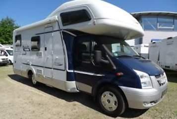 Wohnmobil mieten in Winnemark von privat   Ford Hymer Hymer Camp 642 CL