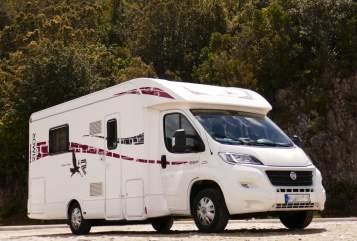 Wohnmobil mieten in Hürtgenwald von privat | PLA Silver Line