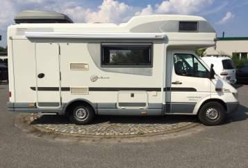 Wohnmobil mieten in Hamburg von privat | Karmann Baba Pirella