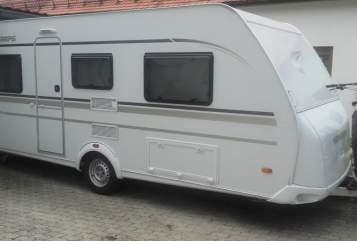 Wohnmobil mieten in Altfraunhofen von privat | Weinsberg Ferienglück