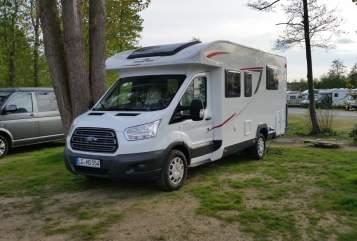 Wohnmobil mieten in Barendorf von privat | Ford  Rolli