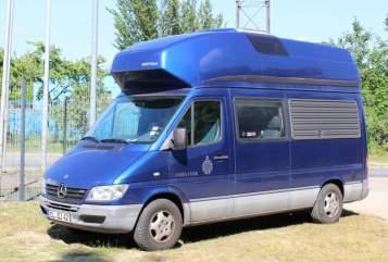 Wohnmobil mieten in Meppen von privat   Mercedes Benz Blu