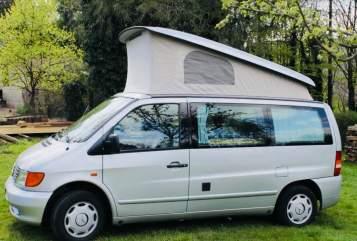 Wohnmobil mieten in Mannheim von privat | Mercedes BIXI