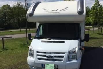 Wohnmobil mieten in Unterföhring von privat   XGO Enzo