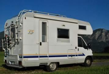 Wohnmobil mieten in München von privat | Fiat  535 - 2 Active