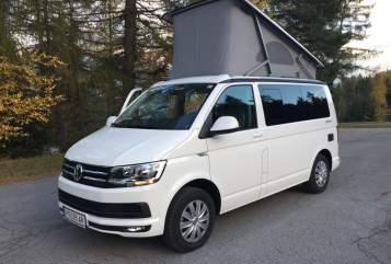 Wohnmobil mieten in Innsbruck von privat | Volkswagen California Ocean 150PS 6Gang