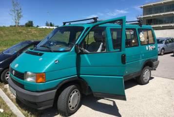Wohnmobil mieten in Freising von privat   Volkswagen Sir Egbert