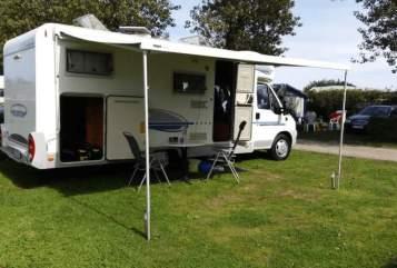 Wohnmobil mieten in Kiel von privat | Fiat Adria Adriatic