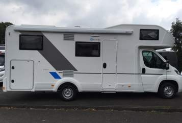 Wohnmobil mieten in Wesseling von privat | Sunliving Sunliving